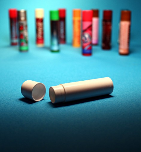 Good hiding spots for your valuables - lip balm