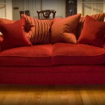 Good hiding spots for your valuables - sofa
