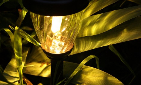 Home design ideas that will increase your privacy and security - outdoor lighting